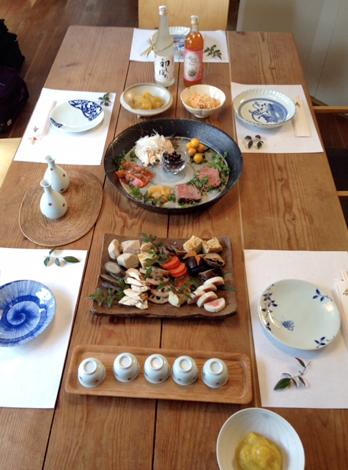 日本在住の外国人のおせち料理