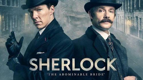 """シャーロック 忌まわしき花嫁""""Sherlock: The Abominable Bride""""by Paul"""