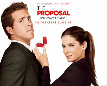 """あなたは私の婿になる""""The proposal"""""""