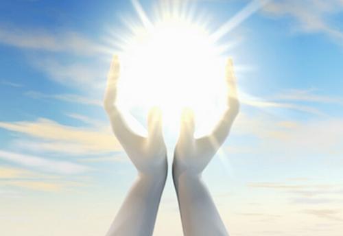 太陽を使った英語表現