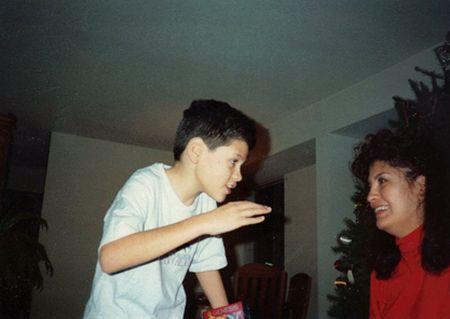 Michael&Mom