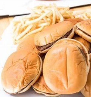 英語でハンバーガーを注文