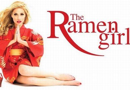 """ラーメンガール(西田敏行も出演)""""The Ramen girl""""で英会話を学んじゃおう!"""