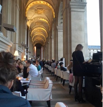 パリのディナーおすすめ