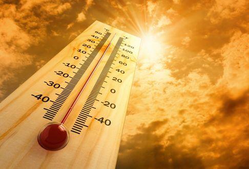 英語で酷暑