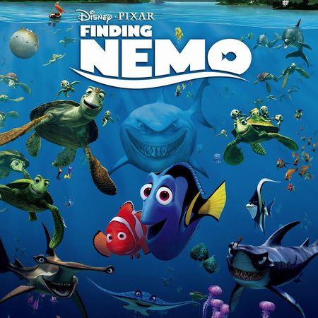 """ファインディング・ニモ """"Finding Nemo"""""""