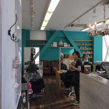 吉祥寺の美容院