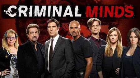 """クリミナル・マインド""""Criminal Minds"""""""