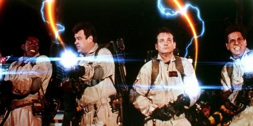 GHOST BUSTERS2