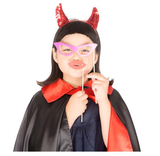 ハロウィン子供の仮装