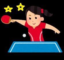 リオ五輪卓球
