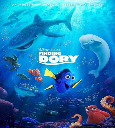 """映画『ファインディング・ドリー』(""""Finding Dory"""")から学ぶ英会話フレーズ"""