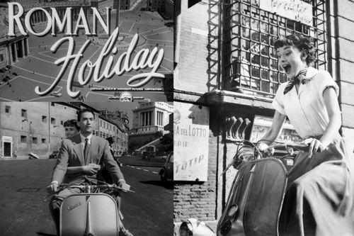 """映画『ローマの休日』(""""Roman Holiday"""")から学ぶ英会話"""