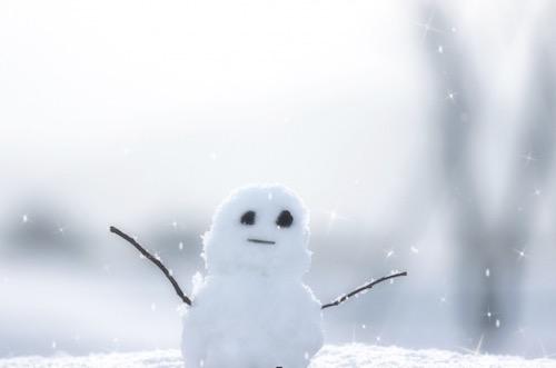 ホワイト・クリスマス!? 雪について英語で話してみよう!