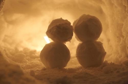 雪だるま英語