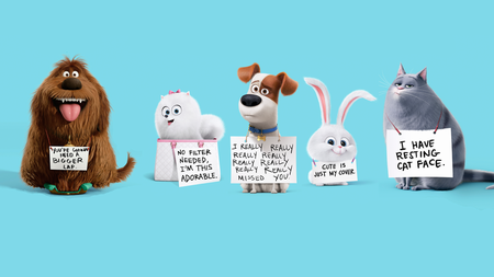 The Secret Life of Pets5