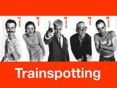 """トレインスポッティング """"Trainspotting"""""""