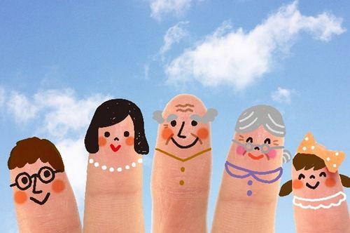 お正月は家族と何してた!?英会話初心者でも使える家族にまつわる表現集!