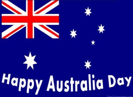 Australia Day!! by Kristen