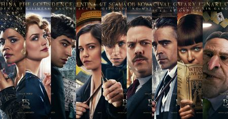 Fantastic Beasts and Where to Find Them2