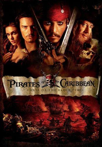 """パイレーツ・オブ・カリビアン/呪われた海賊たち """" Pirates of the Caribbean/The Curse of the Black Pearl """""""