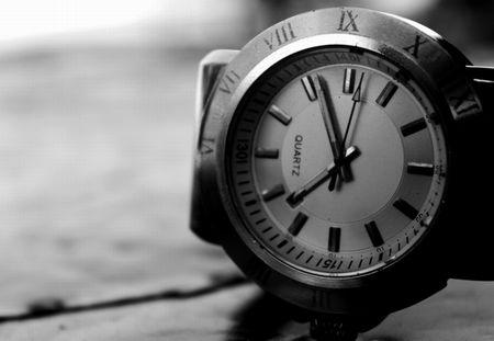 英語で時間を確認