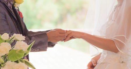 結婚式の英語