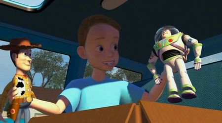 Andy Toy Story 1