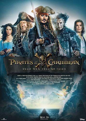 """パイレーツ・オブ・カリビアン/最後の海賊""""Pirates of the Caribbean: Dead Men Tell No Tales"""""""