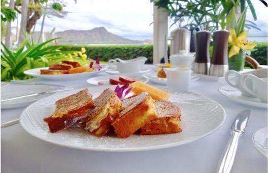 ハワイのレストランで英会話
