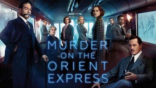 """オリエント急行殺人事件""""Murder on the Orient Express"""""""