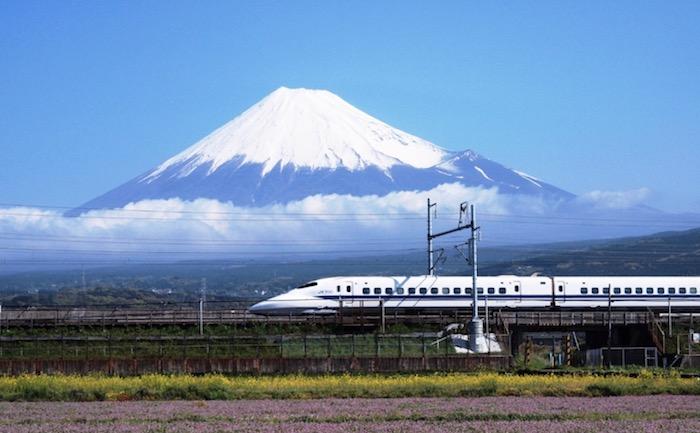 新幹線で使う英会話