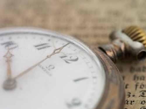 イギリス英語での時間の数え方