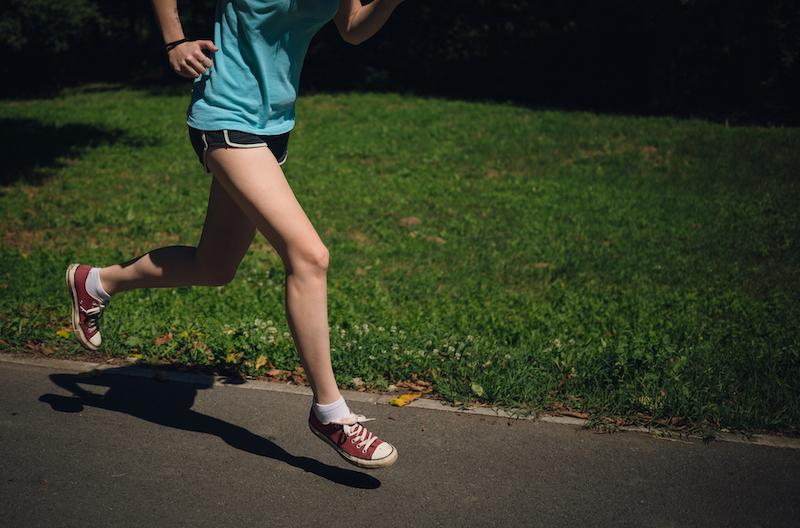 ジョギングでダイエット