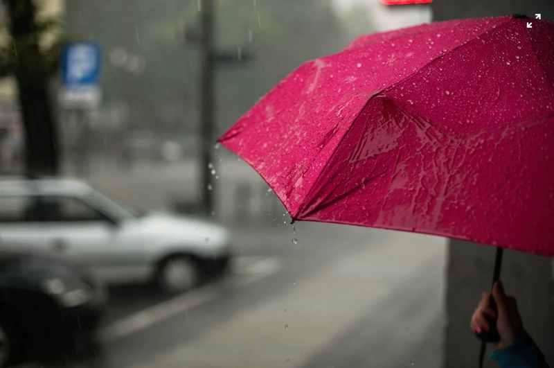 英語で梅雨を伝える