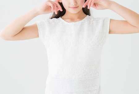 低気圧女子耳体操