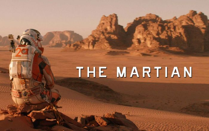 """オデッセイ""""The Martian"""""""