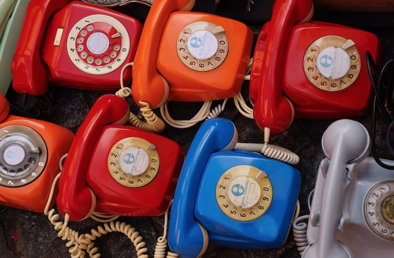 英語での電話対応