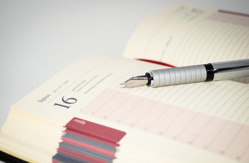 今更ながら効果的!英語でちょっとした日記をつけてみた!