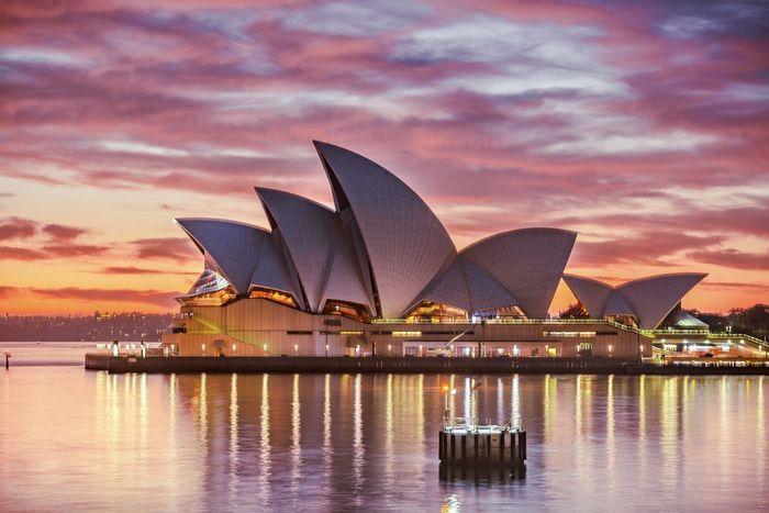I am from Sydney, Australia. by Kezia