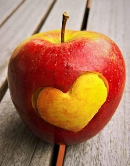 りんごを使った慣用句