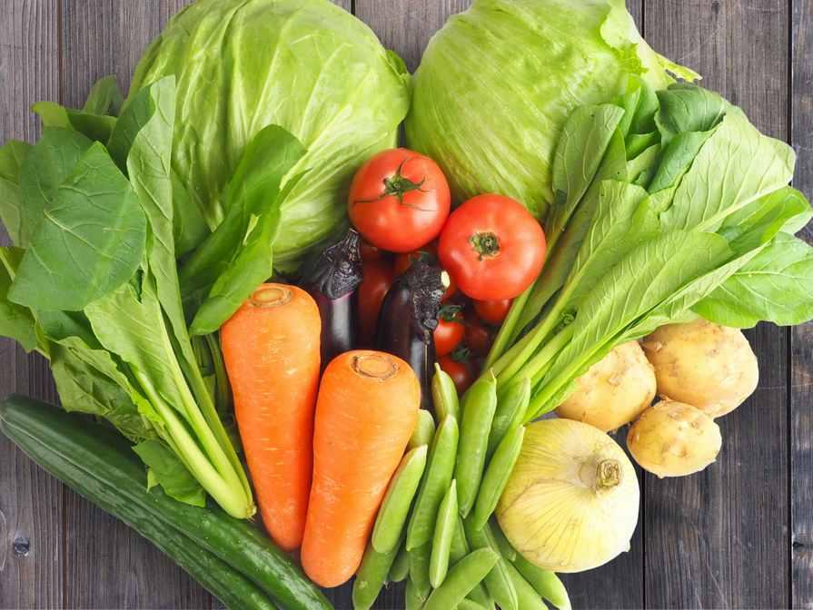 野菜を使った慣用句
