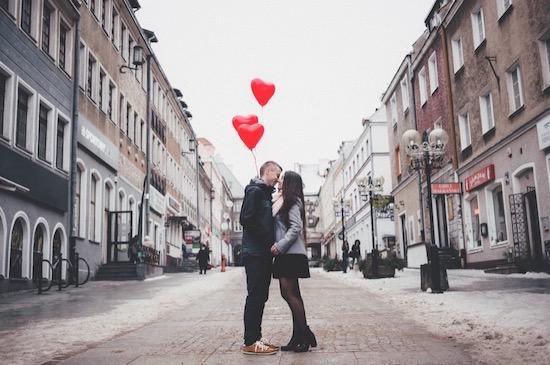 バレンタインの英語での伝え方