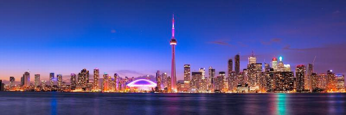 I grew up in Toronto, Canada ! by Sandy