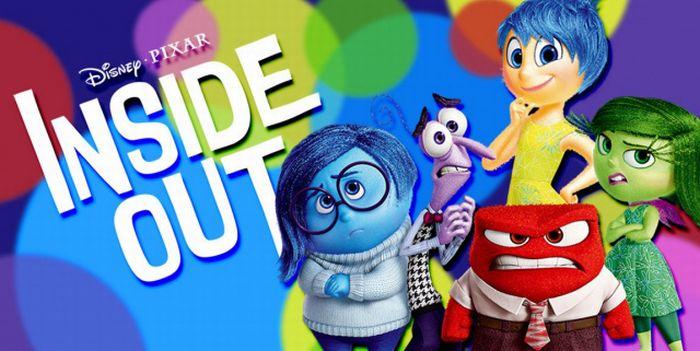 """インサイド・ヘッド""""Inside Out"""""""