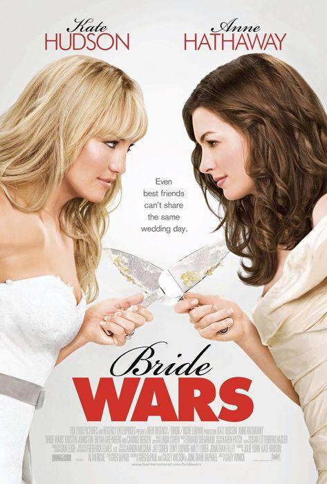 """ブライダル・ウォーズ""""Bride Wars"""""""