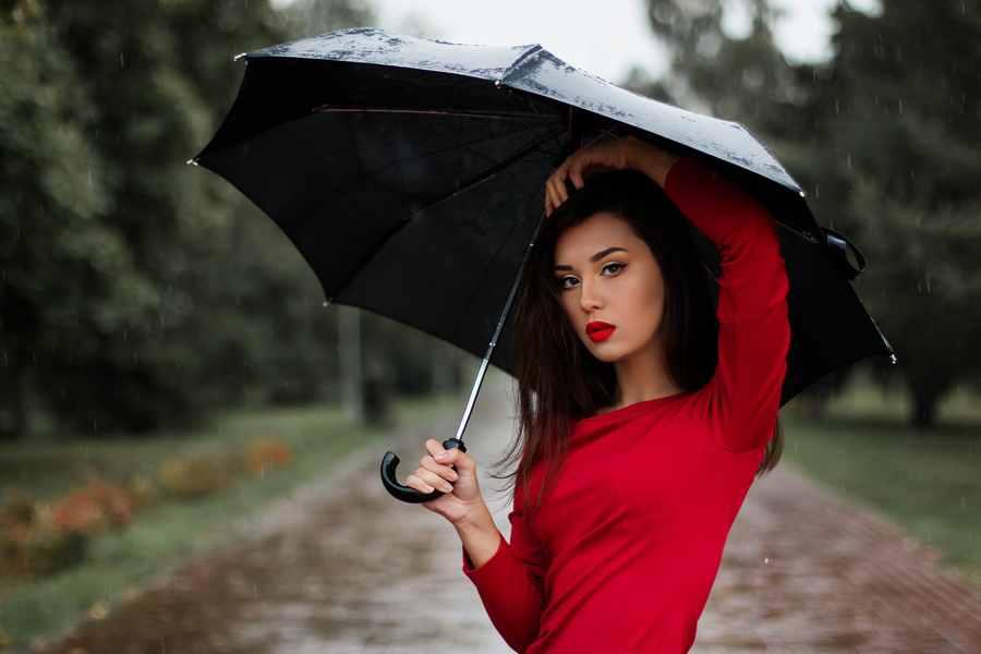 英語で雨女、雨男
