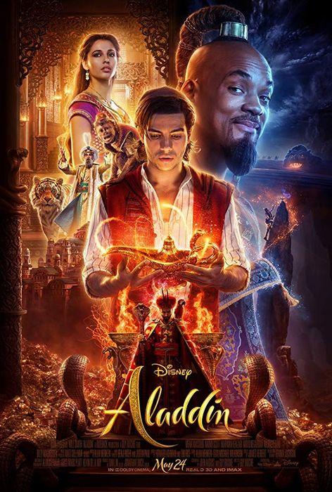 """アラジン""""Aladdin"""" (2019 Live-action: 実写版)"""