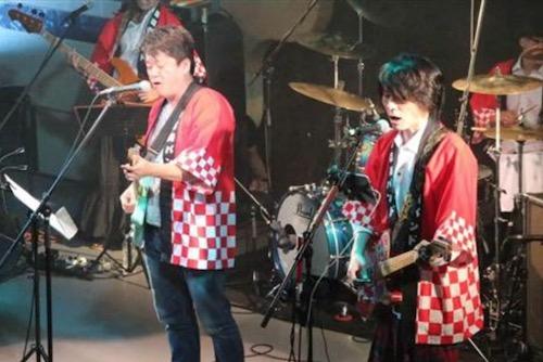 ホリエモン商店街バンド