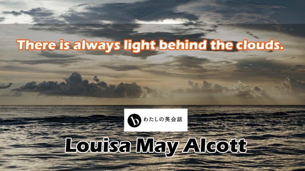 Louisa Mayの英語の名言